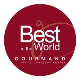 Gourmand Best in the World Mükafatının Qalibiyik!