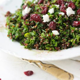 Kinoalı Salat