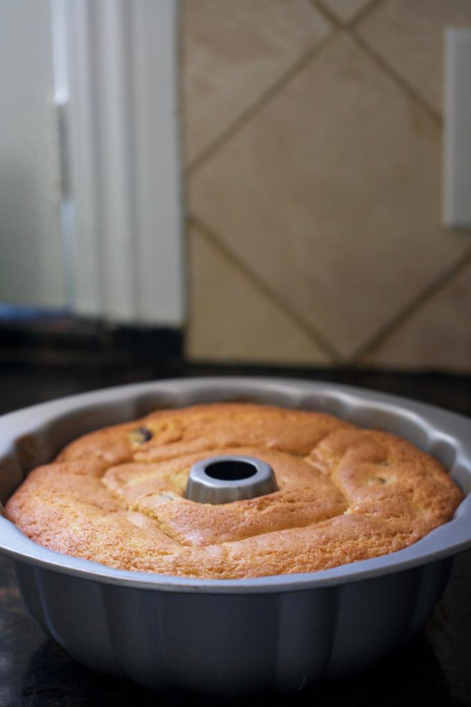 Blueberry Bundt Cake 02