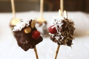 Cheesecake Pops - My First Daring Bakers Challenge!