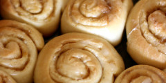Cardamom-Lemon Sweet Rolls