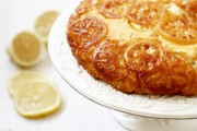 Lemon Upside-Down Cake