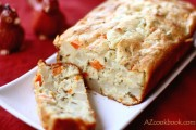 Savory Potato-Carrot Loaf