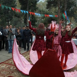 Of Pomegranate, Thanksgiving the Azerbaijani Way, and More