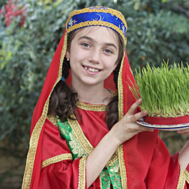 Happy Novruz! Happy Spring!