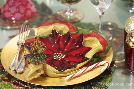 Holiday Season Tablescapes