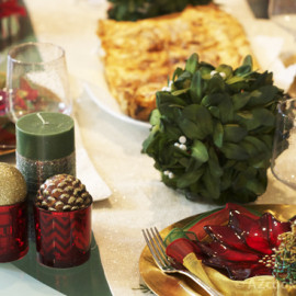 Holiday Tablescapes - Part I