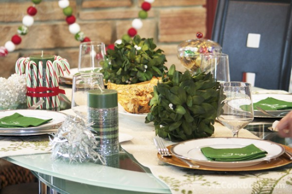 Holiday Tablescapes – Part II