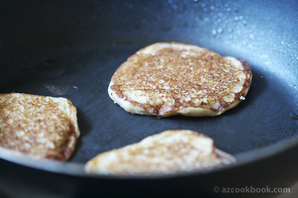 Healthy Cottage-Cheese Pancakes