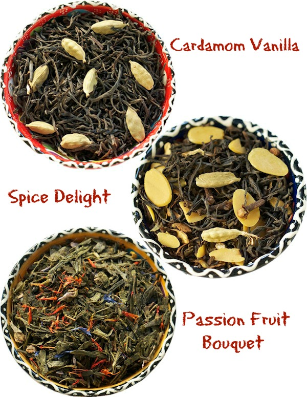 AZCookbook Tea Sampler Pack
