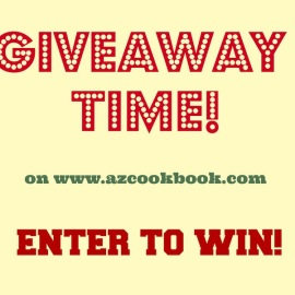 AZ Cookbook Tea Blends Giveaway! (Winners Announced)