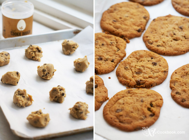 Just Cookie Dough - Baked