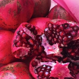 Pomegranates of Azerbaijan | AZ Cookbook