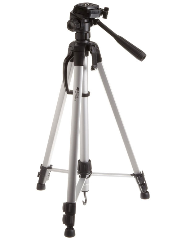 Tripod AmazonBasics | AZ Cookbook