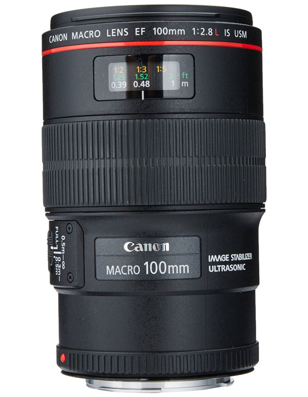 Canon EF 100mm Macro Lens | AZ Cookbook