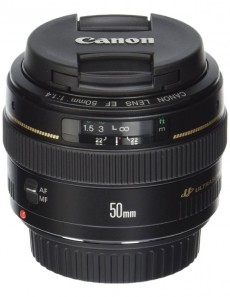 Canon EF 50mm Lens | AZ Cookbook