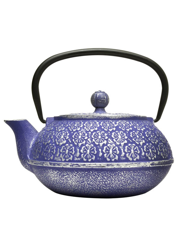 Cast Iron Teapot | AZ Cookbook