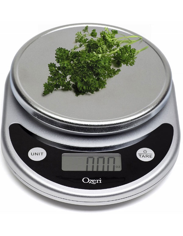 Food Scale | AZ Cookbook