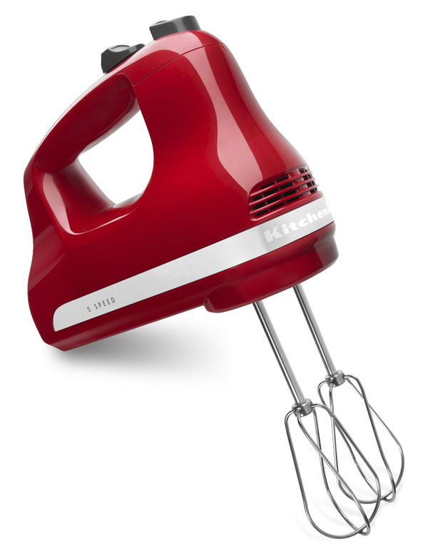 KitchenAid Hand Mixer | AZ Cookbook