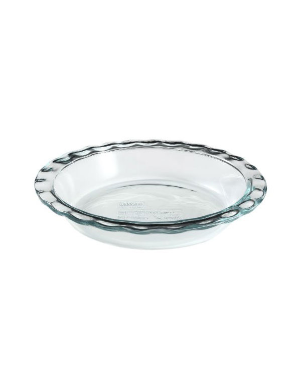 Pyrex Pie Plate | AZ Cookbook