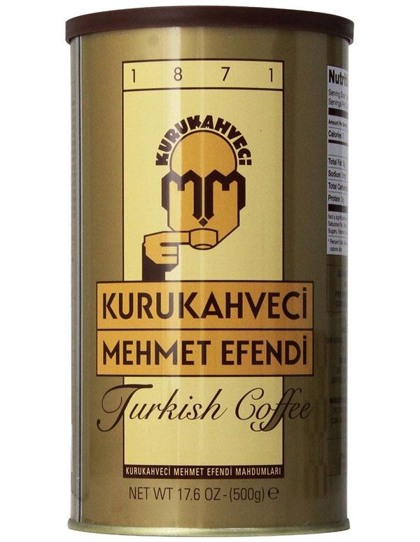 Turkish Coffee | AZ Cookbook