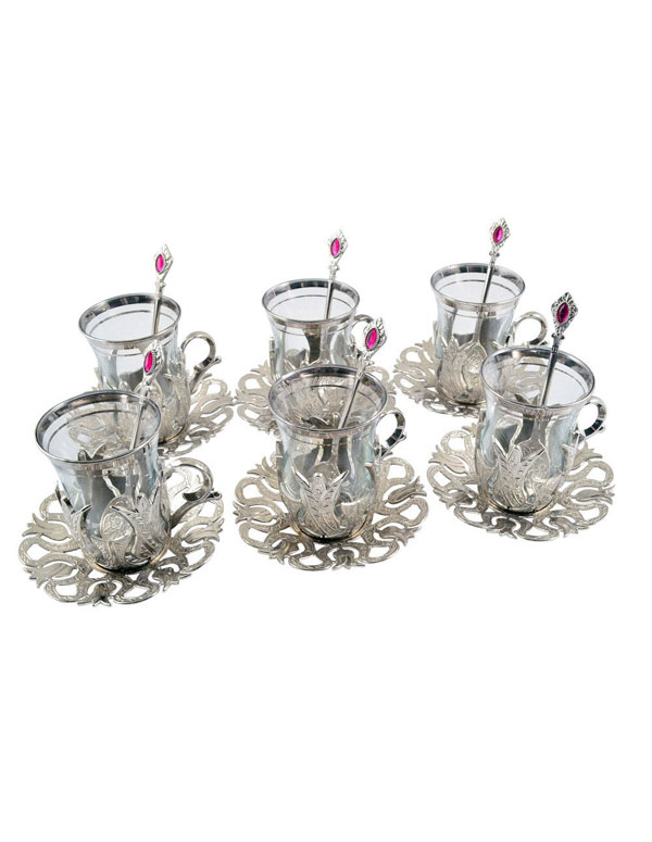 Turkish Tea Set | AZ Cookbook