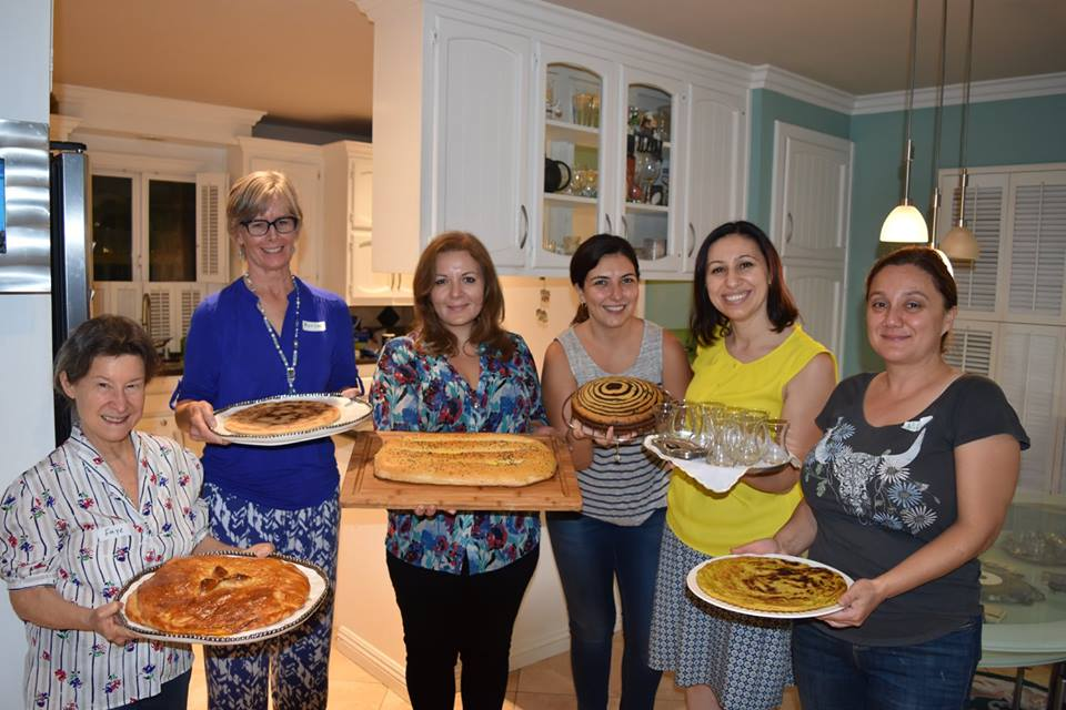 Cooking Class with Feride   Cooking Classes Long Beach, Los Angeles, Orange County  