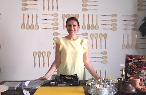Feride's Cooking Classes
