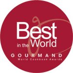 Gourmand Best in the World Award | Pomegranates & Saffron