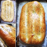 Oven-Baked Tandoori Bread | AZ Cookbook