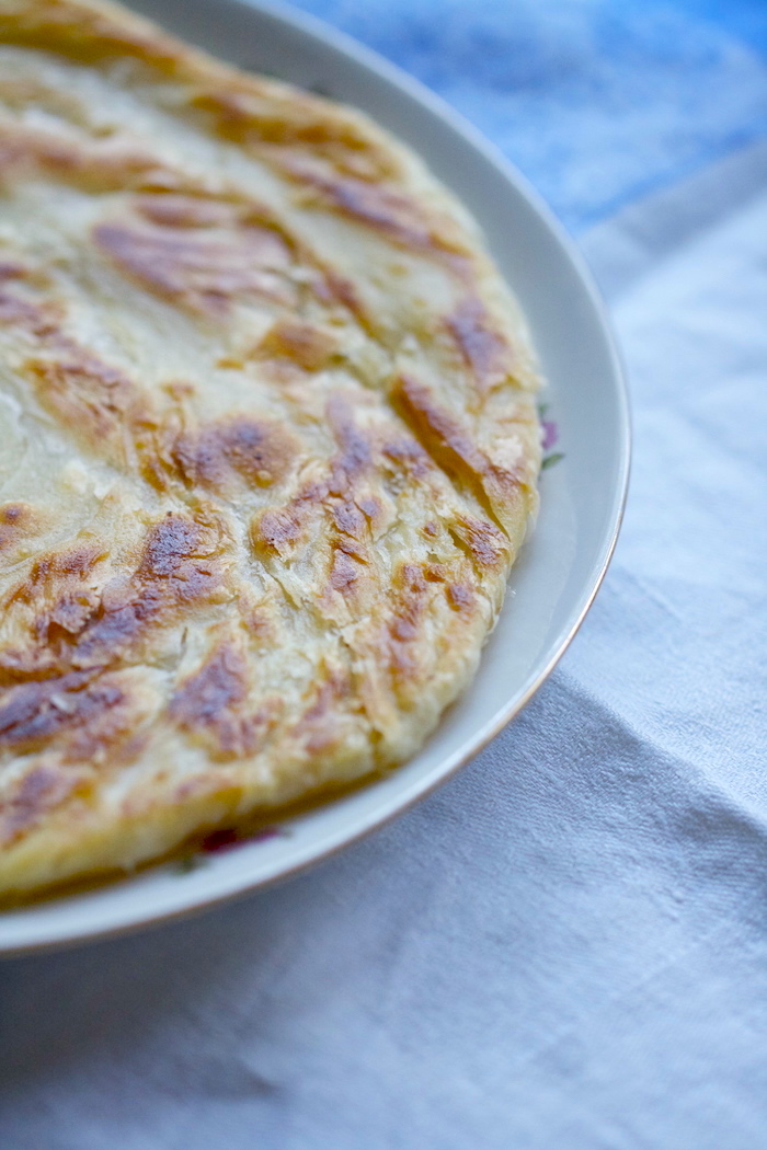 Feseli, Flaky Flatbread | AZ Cookbook