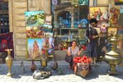 Cuisine and Culture Tour to Azerbaijan and Georgia, by Feride Buyuran