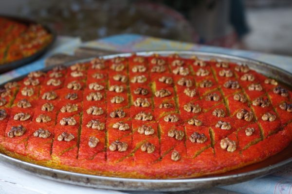 Guba-Style Baklava, Photo by Pierre Cabanettes | AZCookbook.com