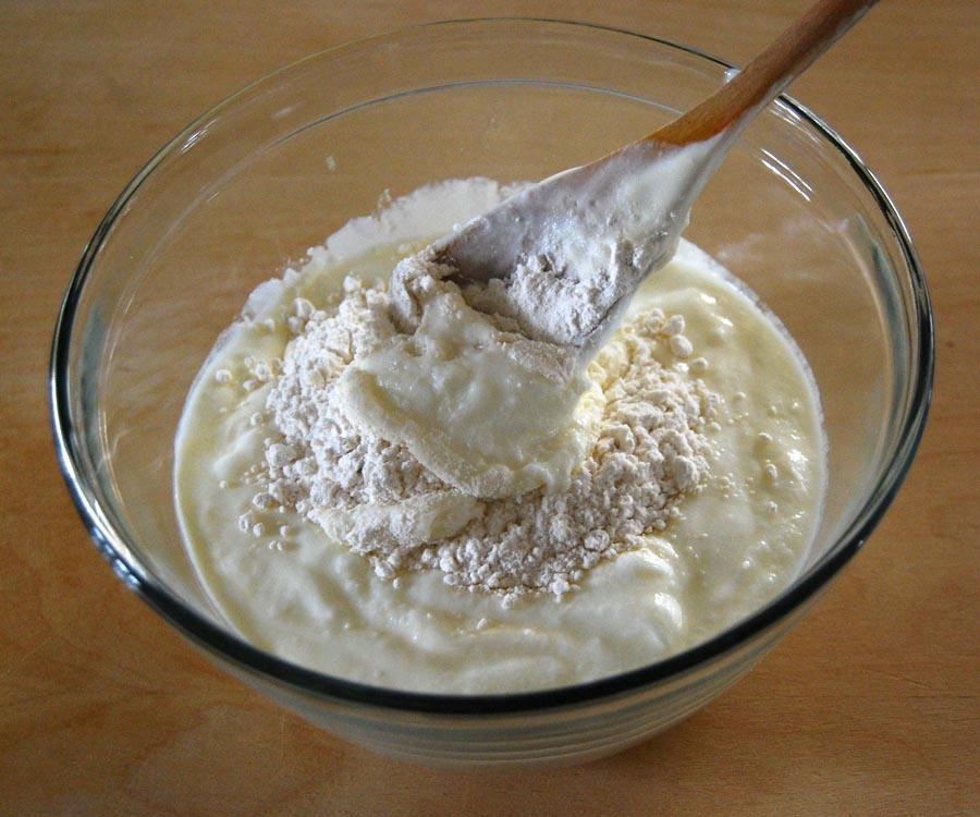 AZ Cookbook | Creamy Yogurt Soup – Yogurt Flour