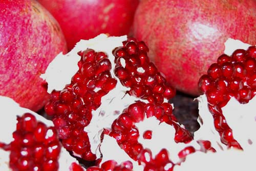 AZ Cookbook Pomegranate