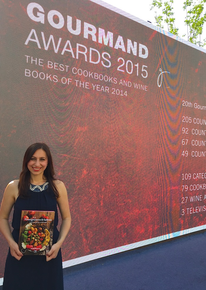 Gourmand World Cookbook Awards,Yantai, China