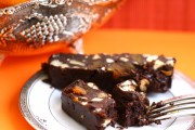 Zesty Fiesta Chocolate Fridge Cake