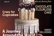 Desserts Magazine - Zebra Cake Revisited