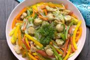Then Asian vegetarian cookbook