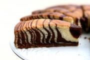 Zebra Cake | AZ Cookbook