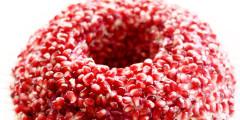 Pomegranate Bracelet - Soo Edible