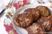 Lamb Patties from Lenkeran (Shami)