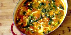 A Cup-of-Garden Soup