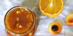 Apricot-Orange Preserves