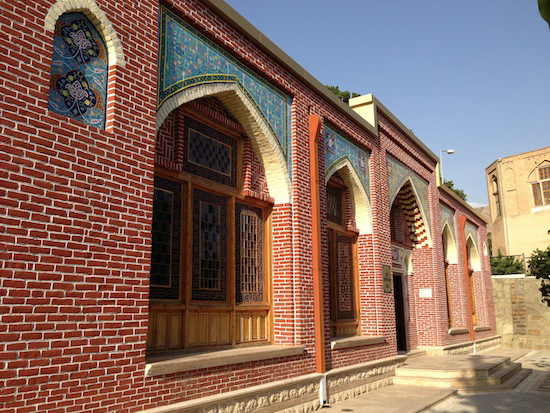 History Museum in Ordubad