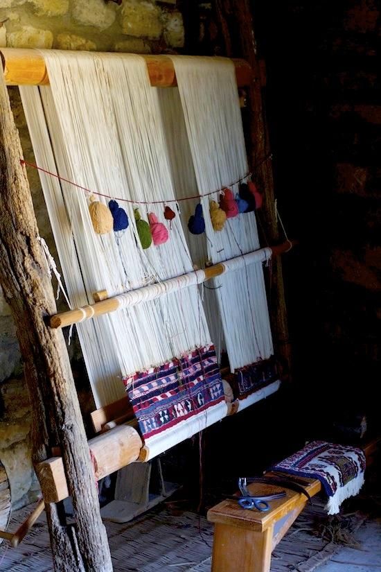 Carpet Weaving in Baku