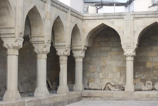 Palace of Shirvanshahs in Baku