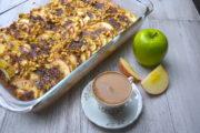 Easy Apple Coffee Cake | AZCookbook.com