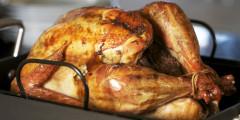 Walnut-Stuffed Roast Turkey a.k.a Turkey Levengi