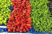 Market Scene in Istanbul - AZ Cookbook
